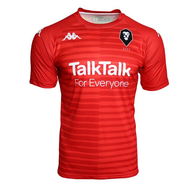 Picture of SALFORD CITY ADULTS Kappa Home Shirt