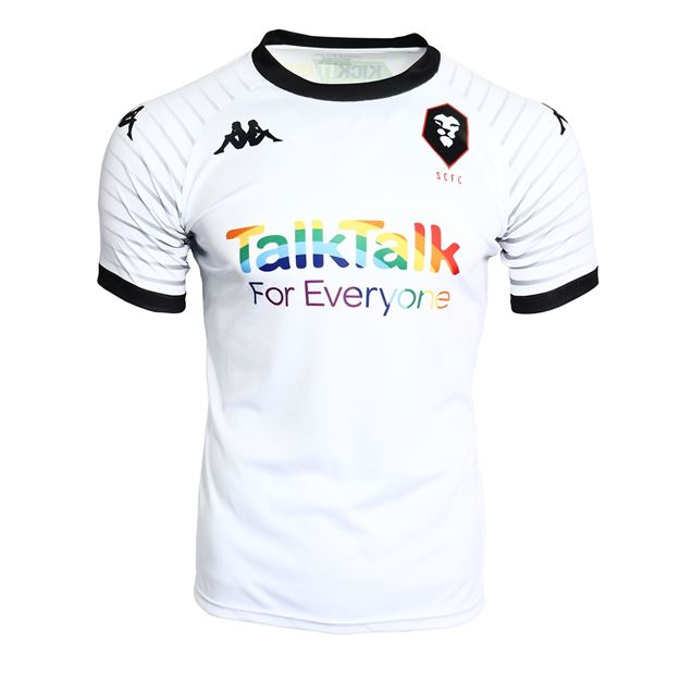 Picture of SALFORD CITY ADULTS Kappa Away Shirt