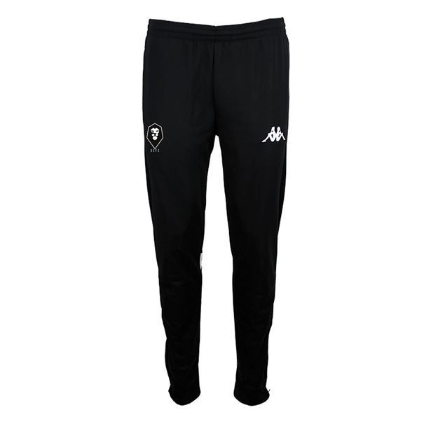 Picture of SALFORD CITY ADULTS Kappa Black Tarente Pants