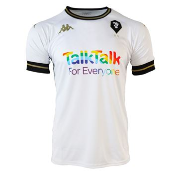 Picture of SALFORD CITY ADULTS Kappa Away Shirt 2021