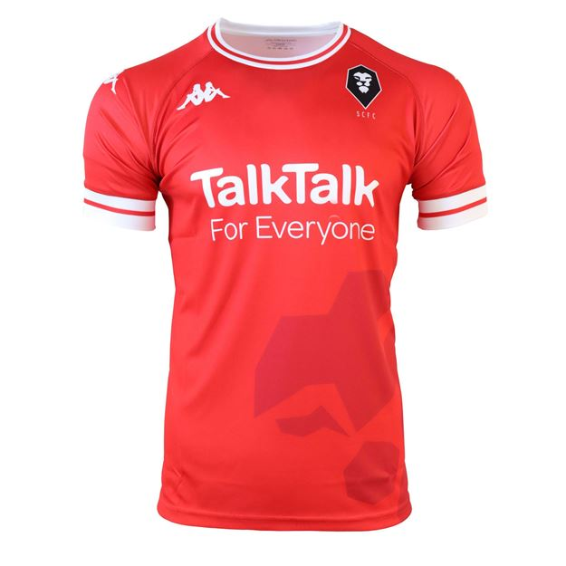 Picture of SALFORD CITY ADULTS Kappa Home Shirt 2021