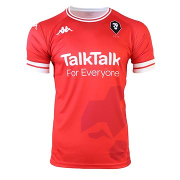 Picture of SALFORD CITY JUNIOR Kappa Home Shirt 2021